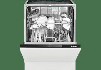 BOMANN GSPE 7416 VI Geschirrspüler (vollintegrierbar, 600 mm breit, 49 dB (A), E)