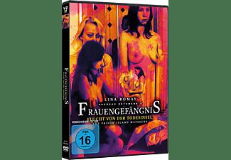 Frauengefängnis - Flucht von der Todesinsel DVD