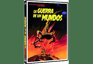 La Guerra De Los Mundos Dvd