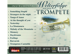 Albert's Trompetenexpress - Welterfolge auf der Trompete  - (CD)