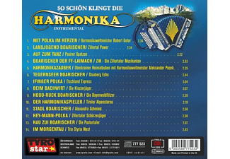 VARIOUS - So schön klingt die Harmonika  - (CD)
