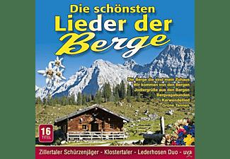 VARIOUS - Die schönsten Lieder der Berge  - (CD)
