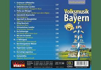 VARIOUS - Volksmusik aus Bayern  - (CD)