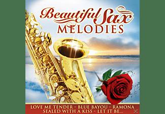Francesco Conte - Beautiful Sax Melodies  - (CD)