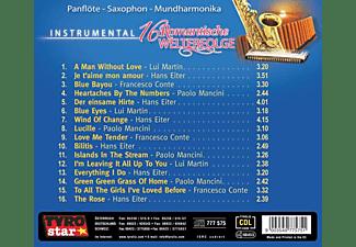 VARIOUS - 16 Romantische Welterfolge-Instrumental  - (CD)