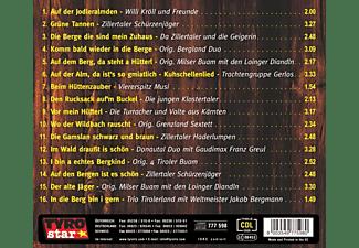 VARIOUS - Die 16 Schönsten Hüttenlieder Folge 1  - (CD)