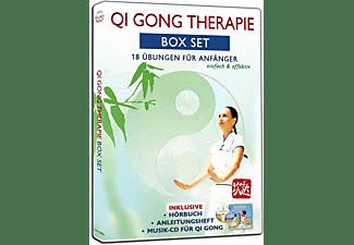 Canda - QI GONG THERAPIE BOX SET:18 UE  - (CD)