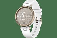GARMIN Smartwatch Lily Sport, Weiß/Elfenbein (010-02384-10)
