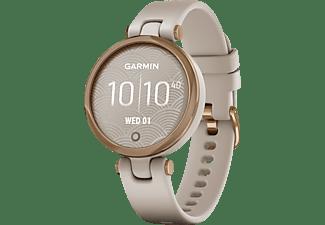 GARMIN Smartwatch Lily Sport, Achatgrau/Roségold (010-02384-11)