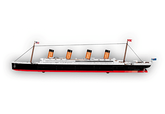 COBI 1929/ TITANIC Modellschiff, Mehrfarbig