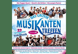 VARIOUS - Das grosse Musikantentreffen,Folge 37  - (CD)