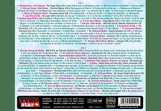 VARIOUS - Der Volksmusik Stimmungs Hit-Mix Folge 2  - (CD)