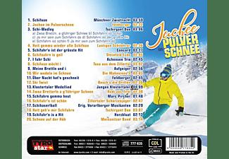 VARIOUS - Juchee im Pulverschnee-20 schöne Skifahrer-Lieder  - (CD)