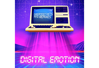 Digital Emotion - GREATEST HITS And REMIXES  - (CD)
