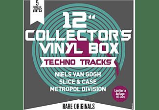 "Niels-slice & Case-metropol Division Van Gogh - 12""Collector s Vinyl Box: Techno Tracks  - (Vinyl)"