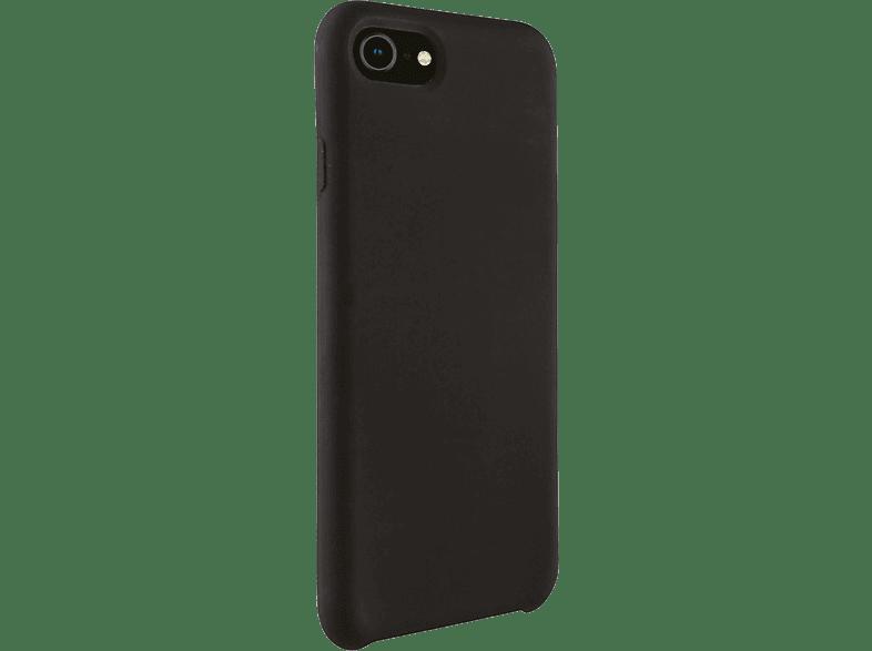 VIVANCO 61714, Backcover, Apple, iPhone SE (2. Gen), 8 7 6s, Schwarz