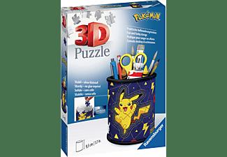 RAVENSBURGER Utensilo Pokémon 3D Puzzle Mehrfarbig