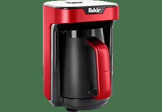FAKIR 9257001 Kaave Mono Mokka-Maschine Rot