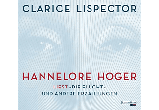 Clarice Lispector - »Die Flucht« und andere Erzählungen  - (CD)
