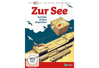 DDR In Originalaufnahmen-Zur See DVD
