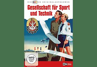 DDR In Originalaufnahmen-GST Sport und Technik DVD