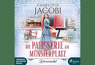 Uta Simone - (1)Die Patisserie Am Münsterplatz-Zeitenwandel  - (MP3-CD)