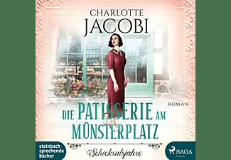 Uta Simone - (2)Die Patisserie Am Münsterplatz-Schicksalsjahre  - (MP3-CD)