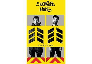 Sleaford Mods - Spare Ribs  - (CD)
