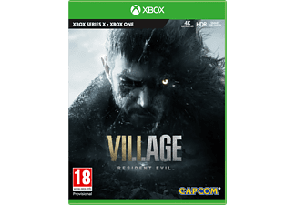 Resident Evil Village UK/FR Xbox One/Xbox Series X