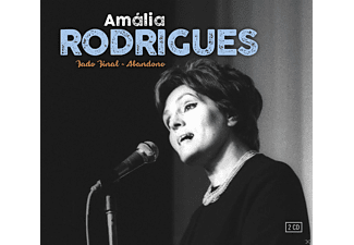 Amália Rodrigues - Amalia Rodrigues-La Voix Des Geants  - (CD)