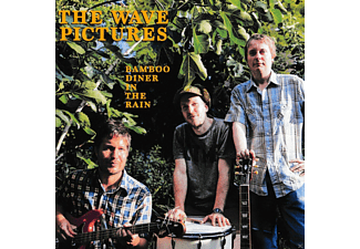 The Wave Pictures - Bamboo Diner In The Rain (LP+MP3)  - (Vinyl)