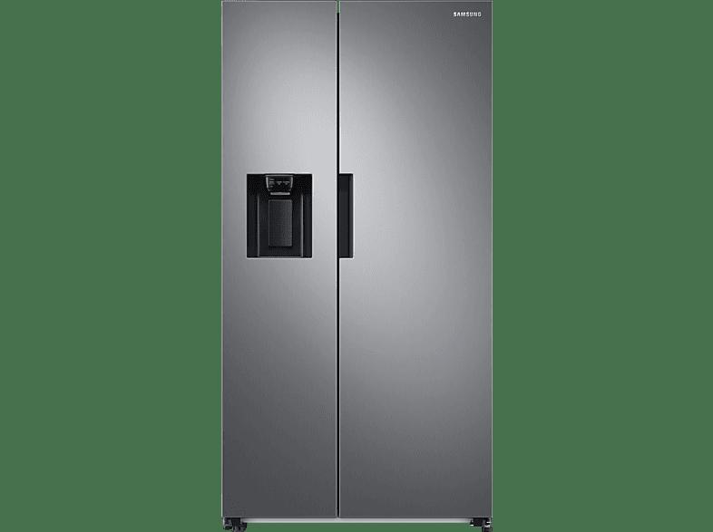 Samsung SAMSUNG RS6JA8811S9 EG RS8000 Side-by-Side E, 1780 mm hoch, Edelstahl Silber