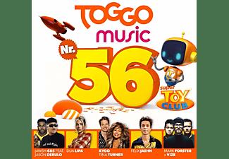 VARIOUS - Toggo Music 56  - (CD)