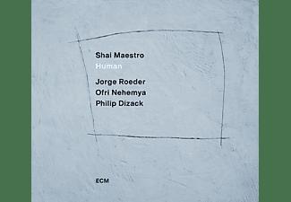 Shai Maestro, Jorge Roeder, Ofri Nehemya, Philip Dizack - Human  - (CD)