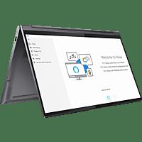 LENOVO Yoga 9i, Convertible mit 15,6 Zoll Display, Core™ i7 Prozessor, 16 GB RAM, 1 TB SSD, GeForce GTX 1650 Ti, Schiefergrau