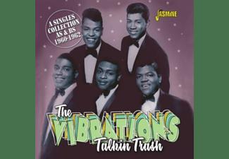 The Vibrations - Talkin' Trash  - (CD)