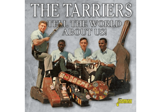 The Tarriers - Tell The World About Us  - (CD)