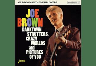 Joe Brown, The Bruvvers - DARKTOWN STRUTTERS,..  - (CD)