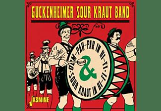 Guckenheimer Sour Kraut Band - Oom-Pah-Pah In Hi-Fi And Sour Kraut In Hi-Fi  - (CD)