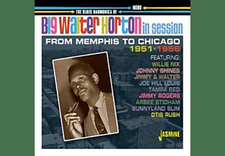 Big Walter Horton - BLUES HARMONICA OF  - (CD)