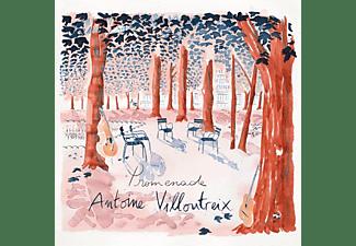 Antoine Villoutreix - Promenade  - (CD)