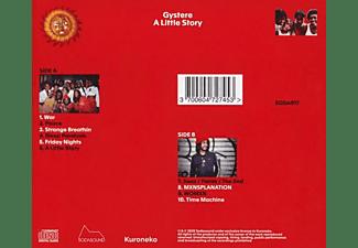 Gystere - A Little Story  - (CD)