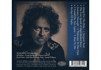 Steve Lukather - I Found The Sun Again  - (CD)