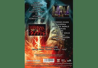 Elegy Of Madness - LIVE AT FUSCO THEATRE  - (DVD)