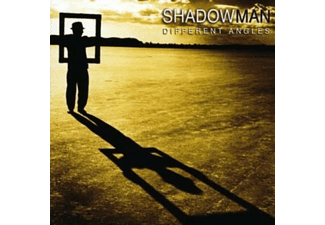 Shadowman - DIFFERENT ANGLES  - (CD)