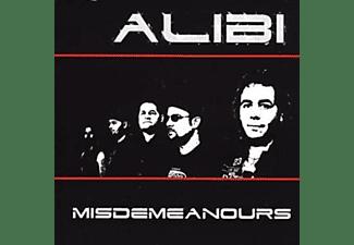 Alibi - MISDEMEANOURS  - (CD)