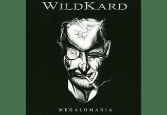 Wildkard - MEGALOMANIA  - (CD)