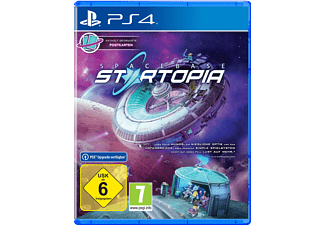 Spacebase Startopia - [PlayStation 4]
