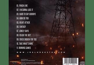 Joel Hoekstra's 13 - RUNNING GAMES  - (CD)