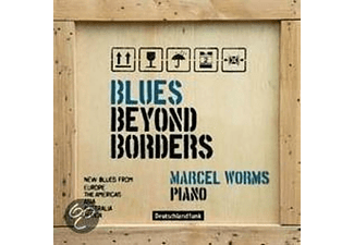 Marcel Worms - BLUES BEYOND BORDERS  - (CD)